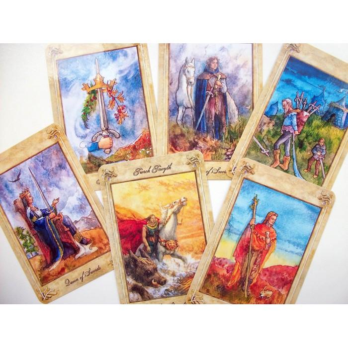 Summary -> Tarot Reading Llewellyn Worldwide