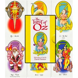 Tarot of Oz ( Таро страны Оз )