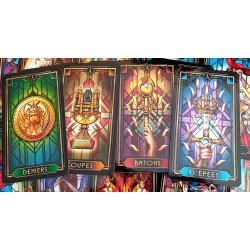 Декоративное Таро — Tarot Decoratif