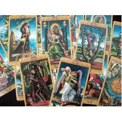 Мистическое Таро Джулиано Коста — Mystical Tarot