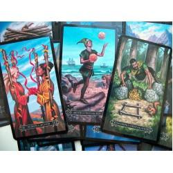 Таро Современного Заклинателя — Modern Spellcaster's Tarot (Тайны таро. Мелани Маркис)