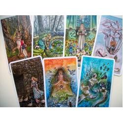 Таро Сказок Лизы Хант (Fairy Tale Tarot ) Сказочное Таро
