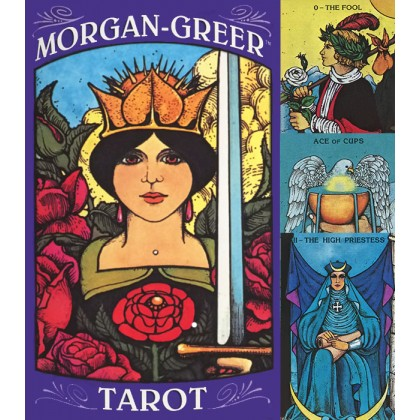 Морган Грир Таро ( Morgan Greer Tarot )