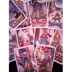 Tarot of the Dead (Таро мертвых )