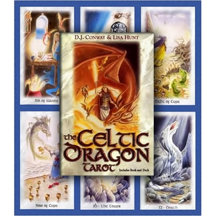 Celtic Dragon Tarot  - Таро Кельтских Драконов