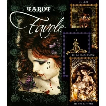 Favole Tarot ( Таро легенд )