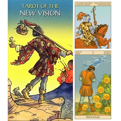 Нью Вижн Таро (New Vision tarot)