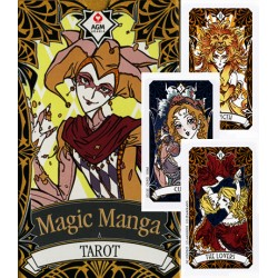Magic Manga Tarot  (Таро Магия Манга )