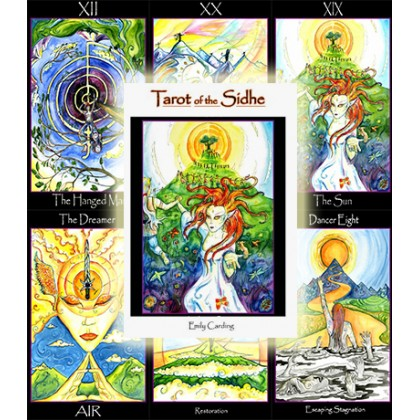 Tarot of the Sidhe (Таро Ши)