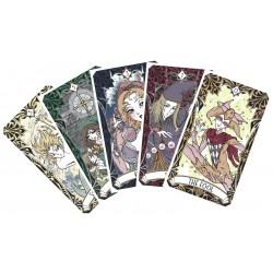 Magic Manga Tarot  (Таро Магия Манга )